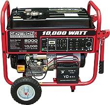 gentron 10000 watt gas generator