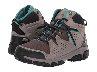 Columbia Isoterratm Mid Outdrytm (Mud/Teal) Women