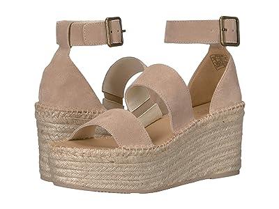 Soludos Palma Platform Sandal (Blush) Women
