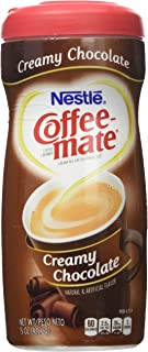 Coffee-Mate, Creamy Chocolate Powdered Coffee Creamer, 15 Ounce (Pack of 3)