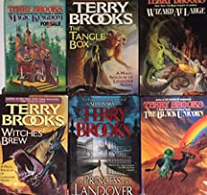 Magic Kingdom of Landover Complete Series Set by Terry Brooks