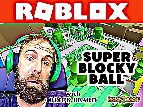 Clip: Roblox: Super Blocky Ball with Brick Beard