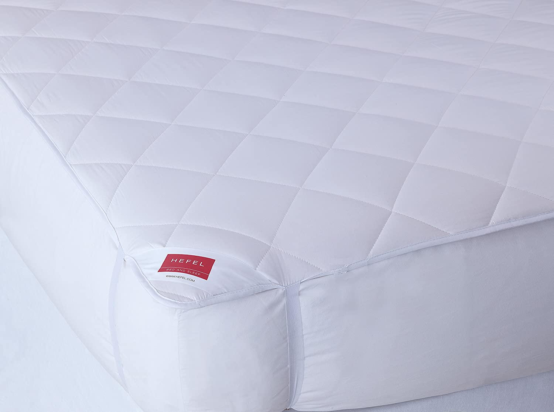 Hefel 2012U Columbus Mall Pure Cotton Pad Mattress Max 47% OFF King