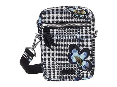 Vera Bradley Performance Twill RFID Convertible Small Crossbody (Bedford Plaid) Handbags