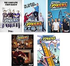 Impractical Jokers: The Complete Series Seasons 1-5 DVD NEW 1 2 3 4 5