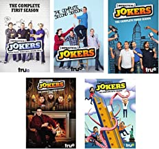 impractical jokers dvd box set