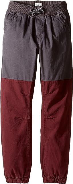 Spliced Pull-On Pants (Infant/Toddler/Little Kids/Big Kids)