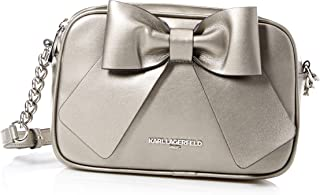 Karl Lagerfeld Paris KRIS FARA PU BOW CROSSBODY