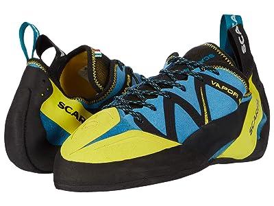 Scarpa Vapor (Blue/Yellow) Men