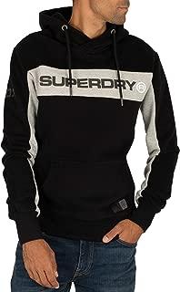 Superdry Men's Trophy Pullover Hoodie, Black