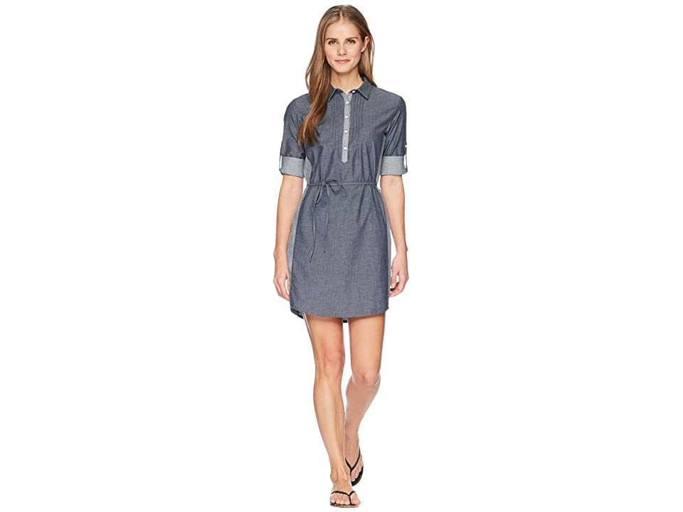 KUHL Kiley Dress (Vintage Indigo/Sail Blue) Women
