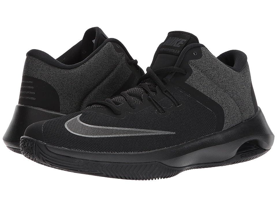 Nike Air Versitile II (Black/Metallic Dark Grey/Anthracite) Men