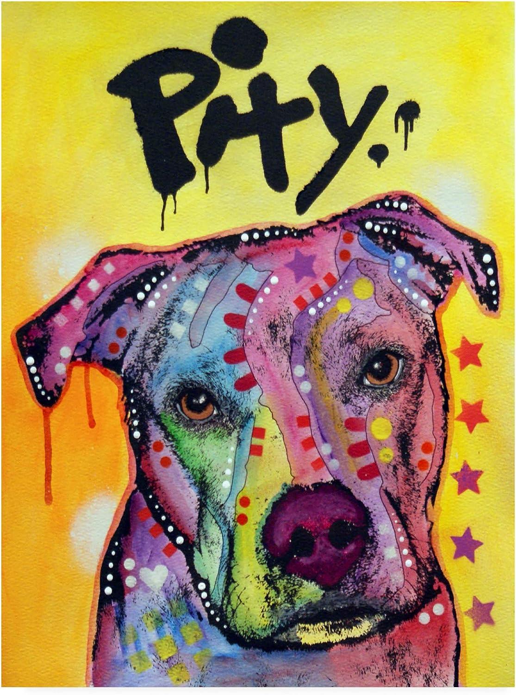 Trademark Fine Art Pity II by Dean Russo, 14x19
