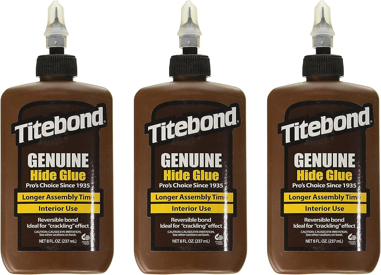 Liquid Hide At the price of surprise Glue 8-Ounces #5013 Pack Three Max 71% OFF