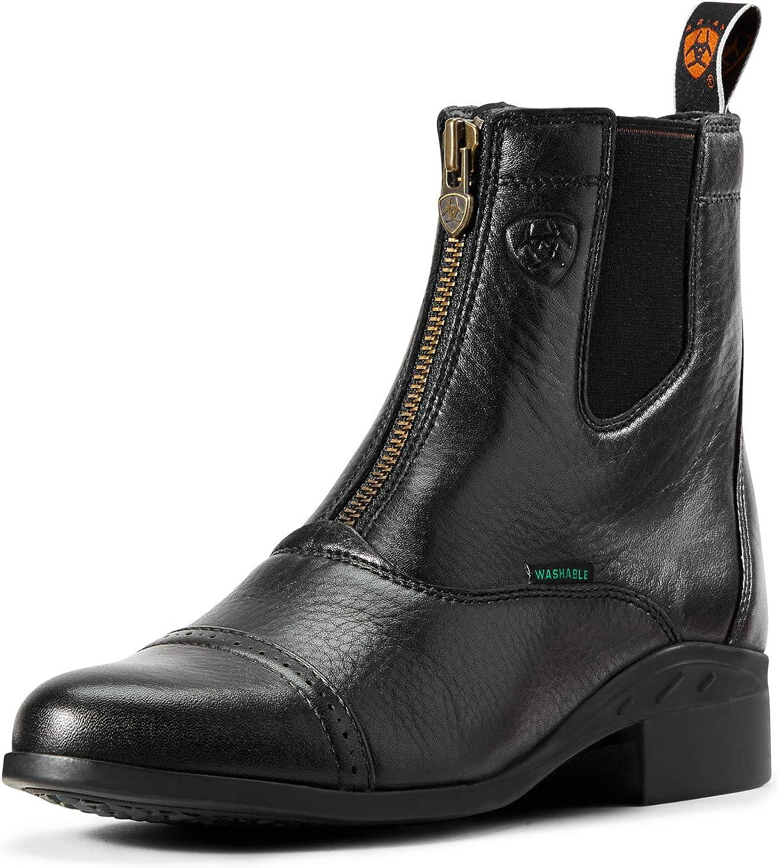 ARIAT Women's Heritage Breeze Zip Paddock Boot