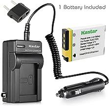 Kastar 1X Battery + Charger for Kodak KLIC-7003 K7003, GE GB-40 & Kodak EasyShare M380 M381 EasyShare M420 EasyShare V803 EasyShare V1003 EasyShare Z950, GE E1030 E1040 E1050TW E1240 E1250TW E850 H855