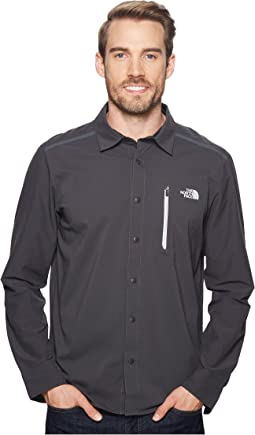 Alpenbro Long Sleeve Woven Shirt