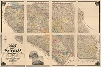 antique county maps