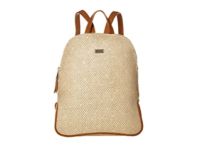 Roxy Here Comes The Sun Backpack (Natural) Backpack Bags