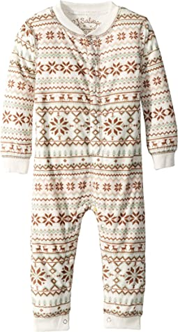 Fair Isle Romper (Infant)