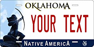 oklahoma custom tag