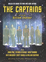 william shatner the captains close up