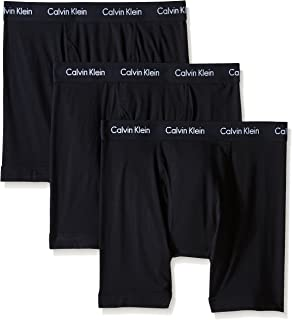 Men's Cotton Stretch Multipack Boxer Briefs