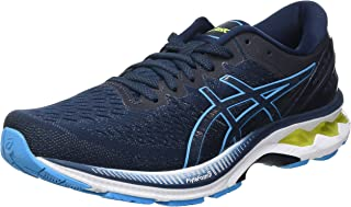 ASICS Men's Gel-kayano 27 Running Shoe, Peacoat Piedmont Grey, 8.5 UK, (43.5 EU)