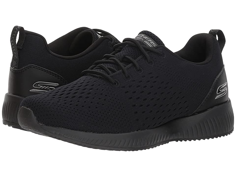 BOBS from SKECHERS Bobs Squad Ultraviolet (Black/Black) Women