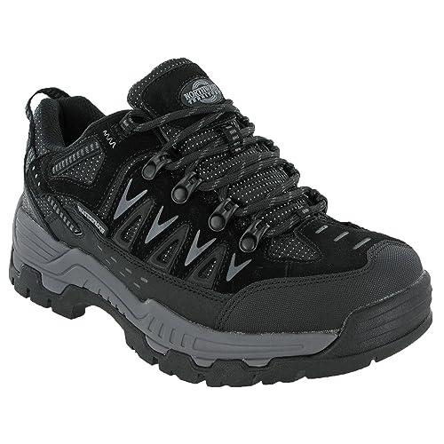 Northwest Waterproof Hiking Shoes Walking Piers Low Cut Trainers 523aa1b60357