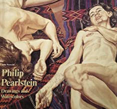 Philip Pearlstein: Drawings and Watercolors