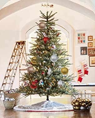 "Christmas Ornament Balls 5.9"" Large Rose Gold Christmas Decorations Xmas Tree Shatterproof Big Christmas Ball Ornaments f"