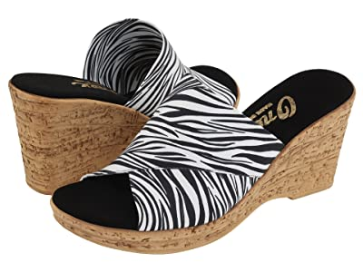 Onex Christina (White Zebra) Women
