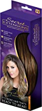 Secret Extensions - Hair Extensions, Light Brown, Old Style