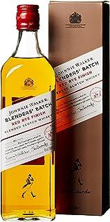 Johnnie Walker Blenders' Batch Red Rye Finish Blended Scotch Whisky 1 x 0.7 l
