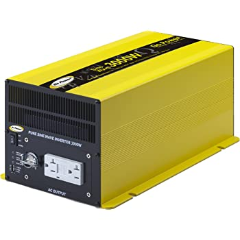 Go Power! GP-SW3000-12 3000-Watt Pure Sine Wave Inverter