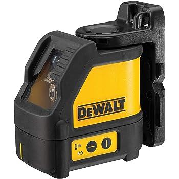 DEWALT DW088K-XJ - Láser autonivelante (2 líneas en cruz, horizontal y vertical)