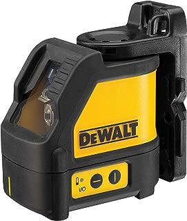 DEWALT Line Laser, Self-Leveling, Cross Line (DW088K)