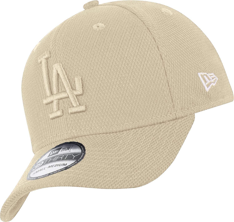 New Era MLB Gorra 39thirty Gorra de béisbol Yankees Dodgers Baseball Diamond Era