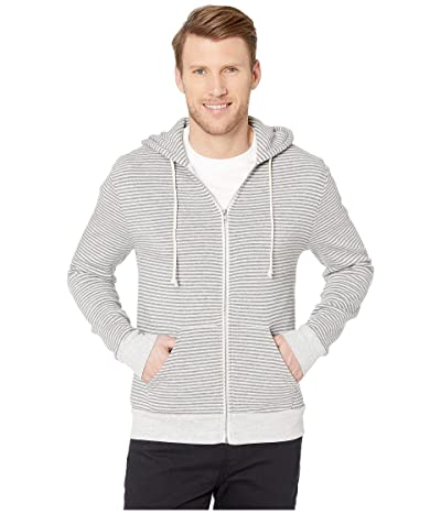 Alternative Rocky Hoodie (Eco Grey Classic Stripe) Men