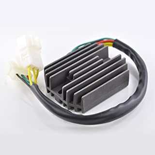 Voltage Regulator Rectifier Fits Honda CBR 900 954 RR/VTX 1800 2002-2008 CBR900RR CBR954RR VTX1800 VTX1800C VTX1800F VTX1800N VTX1800R VTX1800S VTX1800T   OEM Repl.# 31600-MCH-000/31600-MCJ-750