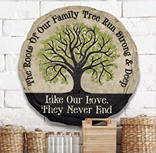 Spoontiques Family Tree Stepping Stone