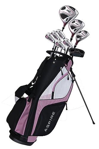 Aspire XD1 Ladies Womens Complete Golf Clubs Set