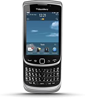 Blackberry Torch 9810 Unlocked GSM HSPA+ OS 7.0 Slider Phone - Zinc Grey
