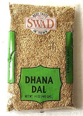 Great Bazaar Swad Dhana Dal, 14 Ounce