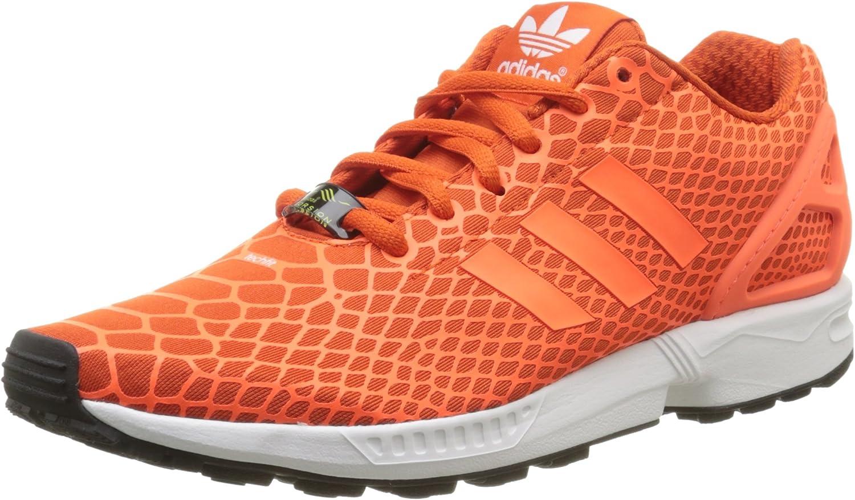 Adidas Original ZX Flux Techfit Mens Sneakers   shoes