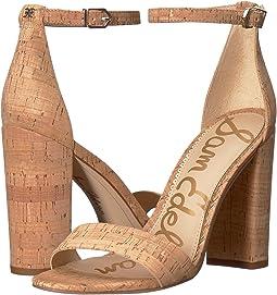 Yaro Ankle Strap Sandal Heel