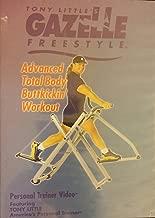 Tony Little's Gazelle Freestyle Advanced Total Body Buttkickin' Workout