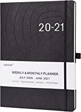 2020-2021 Planner - Weekly, Monthly and Year Planner with Pen Loop, to Achieve Your Goals & Improve Productivity, Jul 2020...