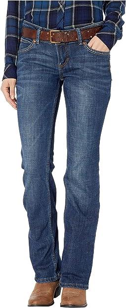 Retro Sadie Low Rise Bootcut Jeans